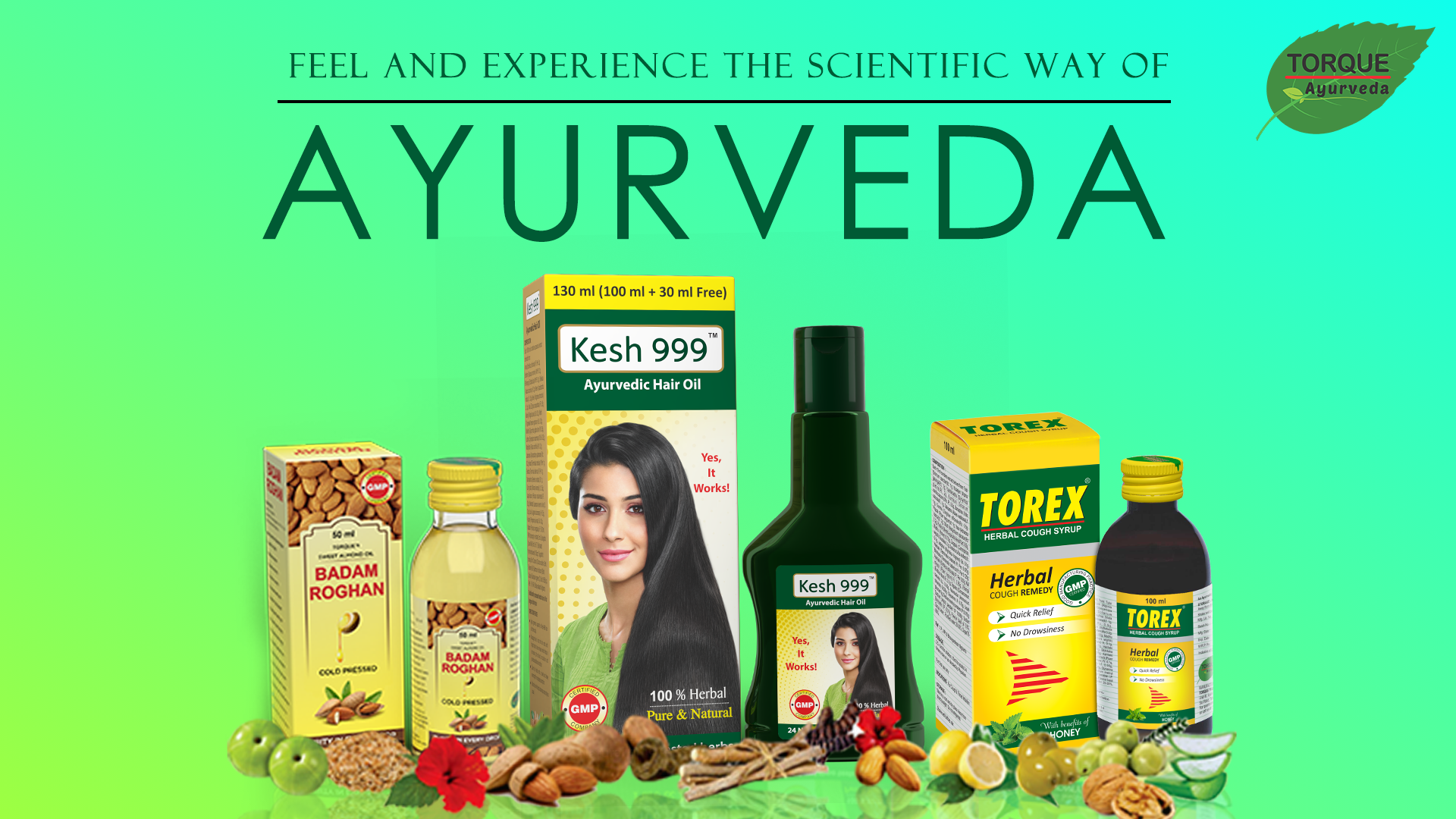 Know more about Ayurveda and ayurvedic products