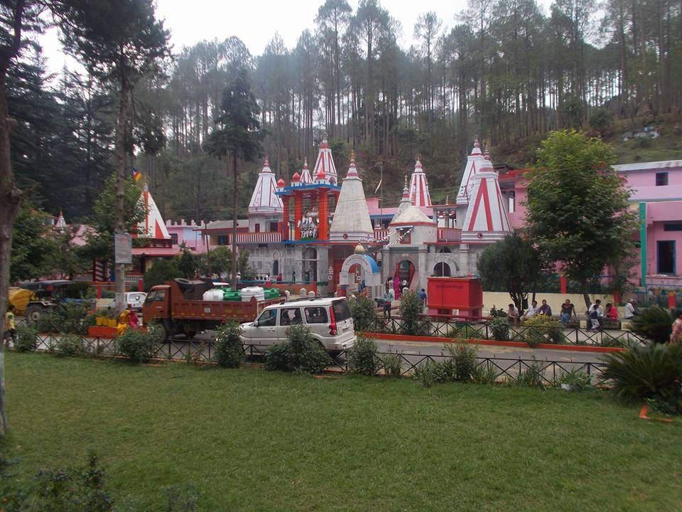Visit the charming temples of Ranikhet
