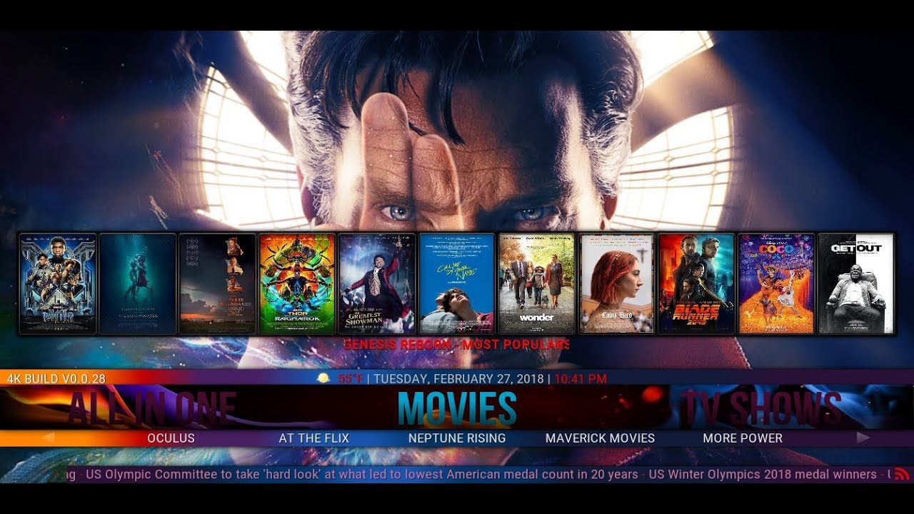 Best Kodi Krypton Builds for 2019 and the Dark Web VPNs