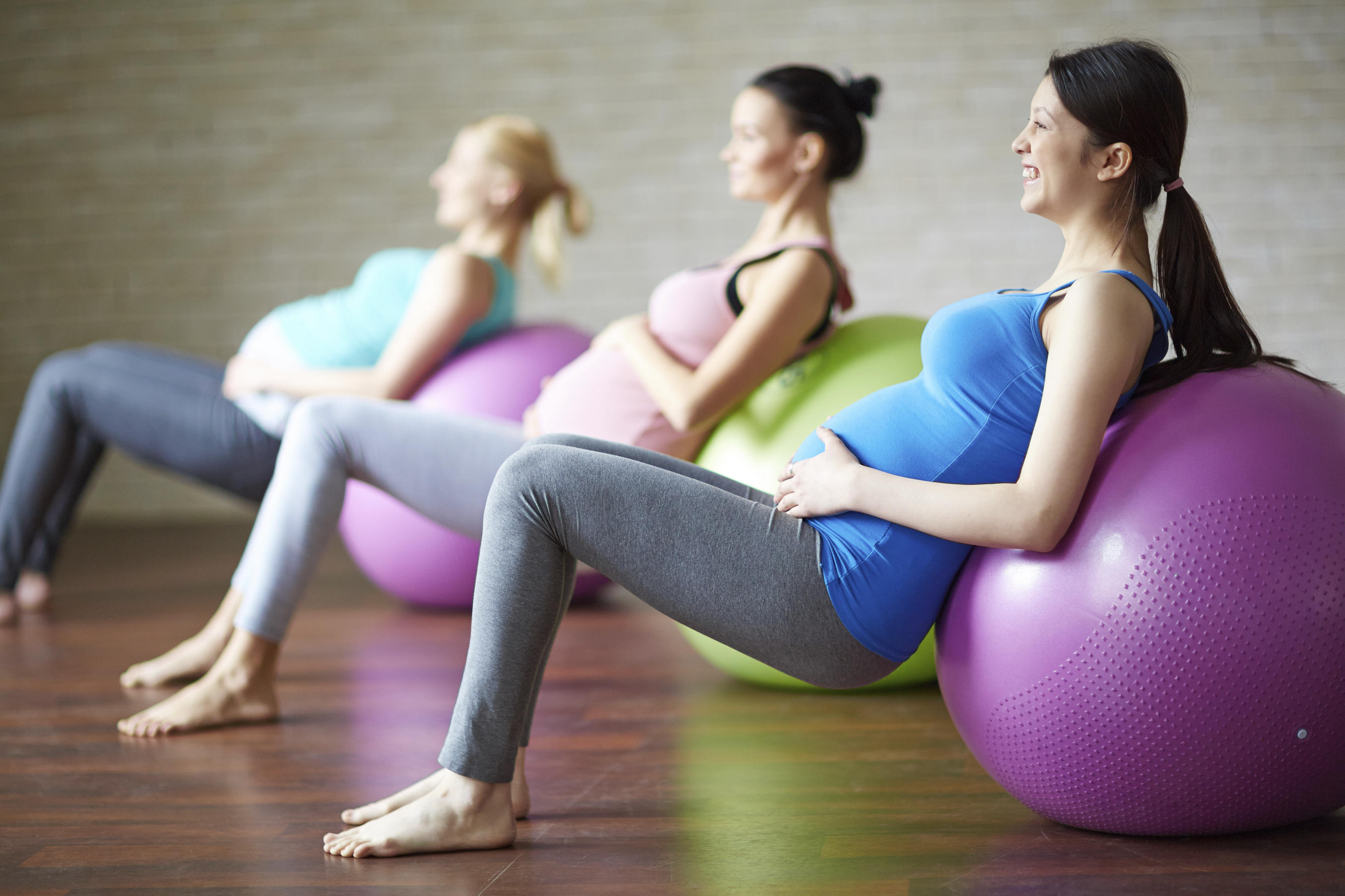 Some Exercises during Pregnancy to Stay Well