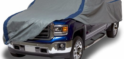 The Best Truck Protection – Indoor & Out
