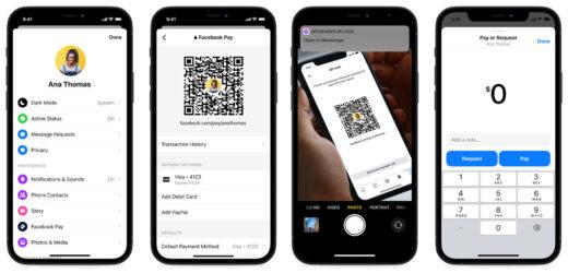 Facebook update Messenger makes money transfers easier